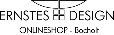 Ernstes Design Onlineshop Bocholt-Logo