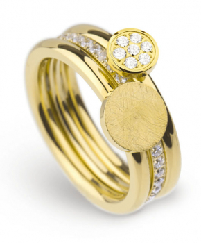 Ernstes Design evia-Ring Set R2099