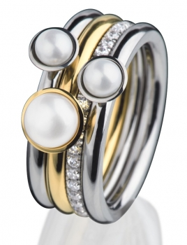Ernstes Design evia-Ring Set R2062