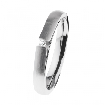 Ernstes Design Ring matt/poliert R50X