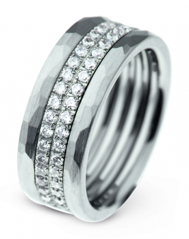 Ernstes Design evia-Ring Set R2080